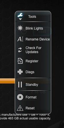 Drobo Dashboard Tools