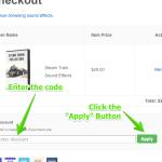 Add Discount Code Step 2