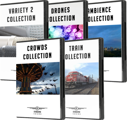 Sound Effects Bundles Montage