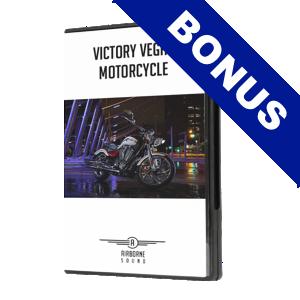Victory Vegas Motorcycle Case - Bonus