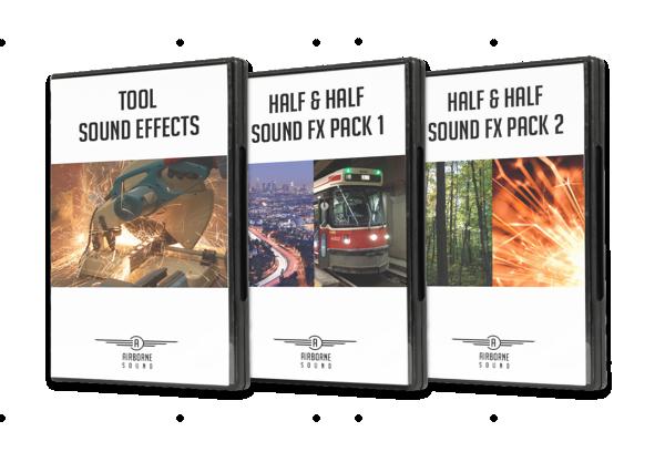 Jet Pack Montage Half & Half