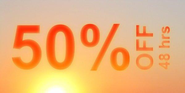Summer Sound Effects Sale