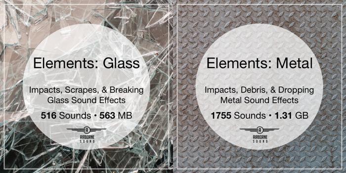 Elements Series Sound Libraries