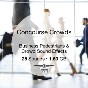 Concourse Crowds Icon