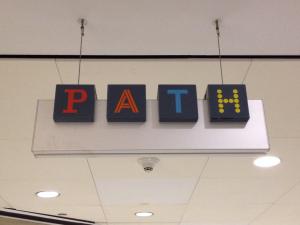 Toronto Path - Sign