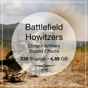 Battlefield Howitzers Icon 300x