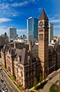 Toronto Old City Hall Courthouse