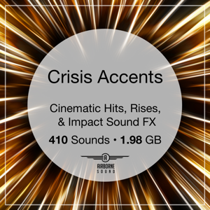 Crisis Accents Sound Effect Library Icon
