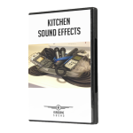 Kitchen Sound Effects Case