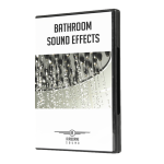 Bathroom Sound FX DVD Case