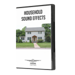 Household Sound Effects DVD Case