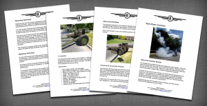 Howitzer Library Spec Sheet