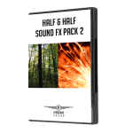 Half and Half Sound FX Pack 2 Case