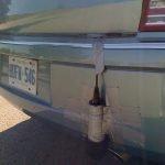 Chrysler 300 C Hemi tailpipe mount