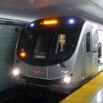 """Toronto """"Rocket"""" Subway"""