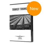 Transit Trains Case New