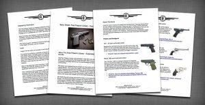 Firearm Library Spec Sheet