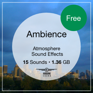 Ambience Sound Clip Library