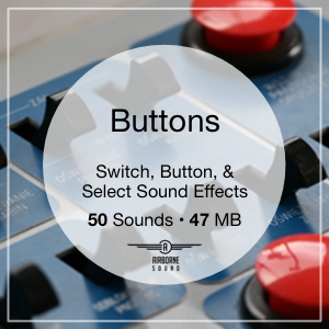 Buttons Sound Library