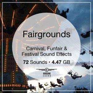 Fairgrounds Sound FX Library