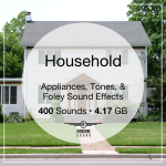 Household Sound FX Library
