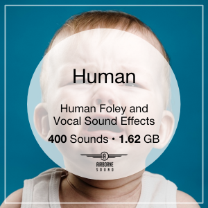 Human Sound Effects Library
