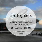Jet Fighter Sound FX