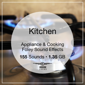 Kitchen Sound Fx Library