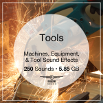 Tools Sound Clip Collection