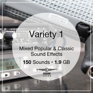 Variety 1 Sound Effects