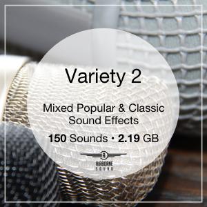 Variety 2 Sound FX Library