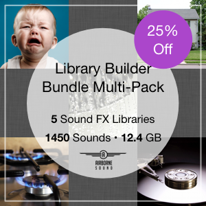 Library Builder Bundle Multi-Pack Combo