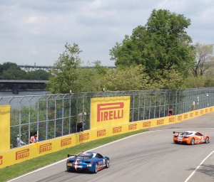 Ferrari Challenge race cars