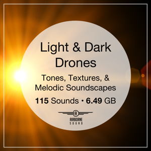 Light and Dark Drones Sound FX