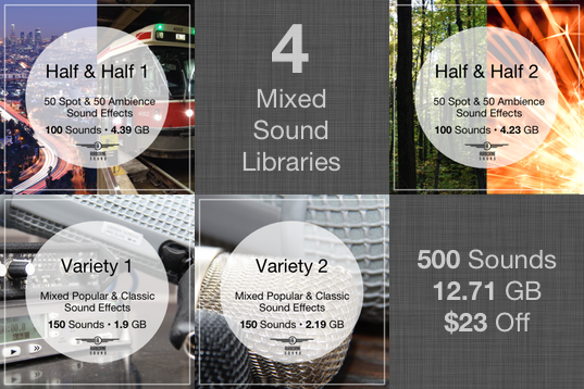 Library Builder Mixed Collections Multi-Pack Combo Full 2
