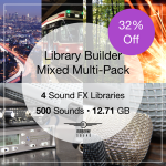 Library Builder Mixed Collections Multi Pack Combo Square 3