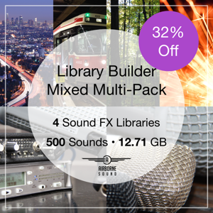 Library Builder Mixed Collections Multi-Pack Combo