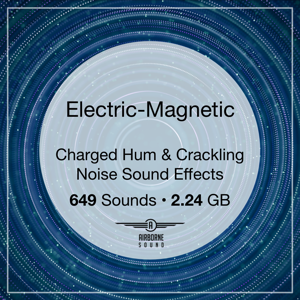 Electric-Magnetic Sound Effects
