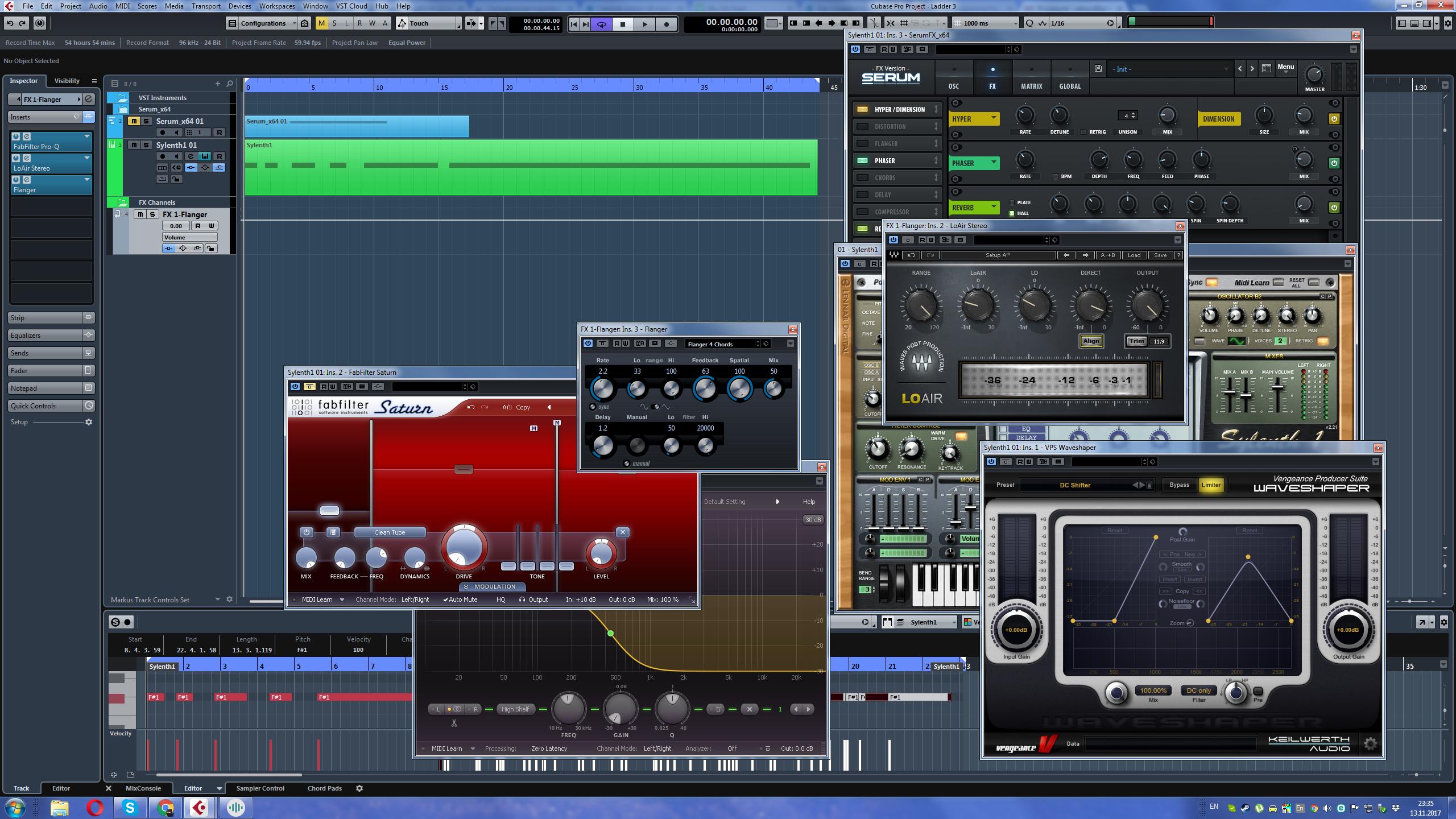 Sound Design Workflow