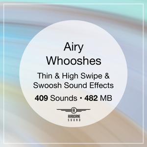 Airy Whooshes Icon