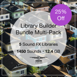 Library Builder Bundle Multi Pack Combo Square 3 300x