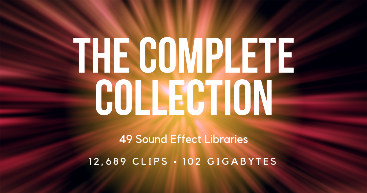 Library Complete Collection 49B