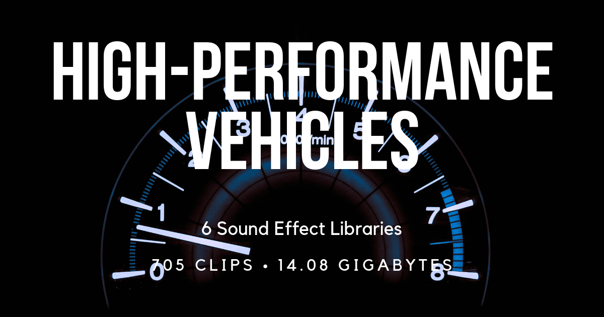 Library High Performance