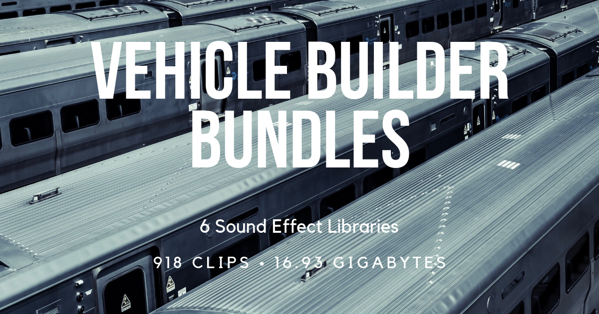 Library Vehicle Builder